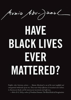 Have Black Lives Ever Mattered Cover
