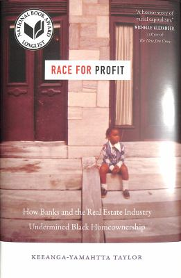 Race for Profit Cover